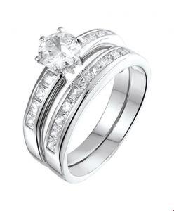 Fantasy collection Ring zirkonia   - PSN1308588