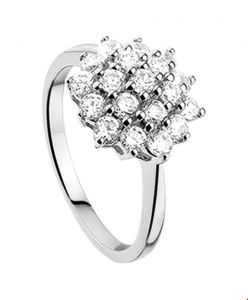 Fantasy collection Ring zirkonia  - PSN1310163