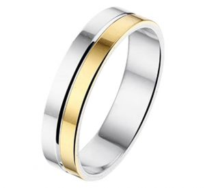 Fantasy collection Ring AL745 - 4 mm - zonder steen - PSN5600130