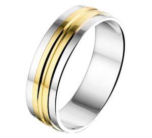 Fantasy collection Ring AL759 - 5 mm - zonder steen - PSN5600160
