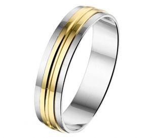 Fantasy collection Ring AL758 - 5 mm - zonder steen - PSN5600168