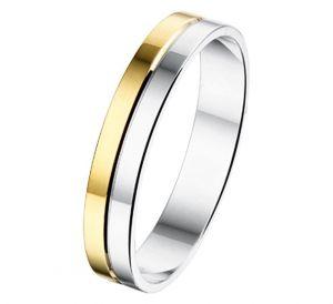 Fantasy collection Ring AL744 - 4 mm - zonder steen - PSN5600126