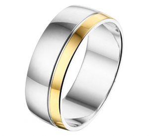 Fantasy collection Ring AL747 - 6 mm - zonder steen - PSN5600172