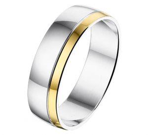 Fantasy collection Ring AL746 - 6 mm - zonder steen - PSN5600180