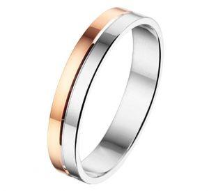 Fantasy collection Ring AL748 - 4 mm - zonder steen - PSN5600192