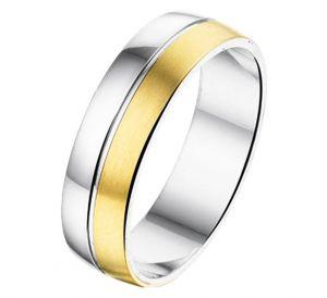 Fantasy collection Ring AL760 - 6 mm - zonder steen - PSN5600214