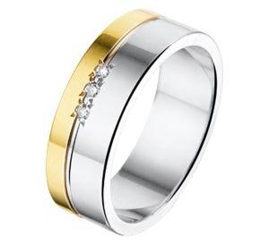 Fantasy collection Ring AL763 - 6 mm - 0.03ct H SI - PSN5600220
