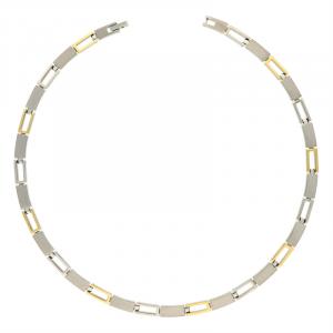 Boccia Titanium 08040-02 Dames Ketting 45 cm