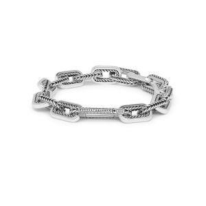 Barbara Link Armband Zilver 116