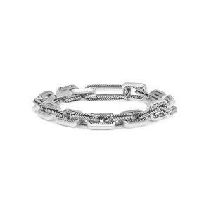 Barbara Link Small armband Zilver 117