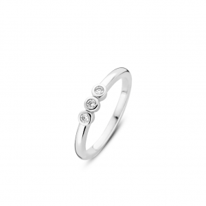 TI SENTO - Milano Ring zilver 12122Z