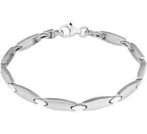 Armband poli/mat 5,0 mm 19 cm - PSN1328186