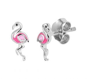 Oorknoppen flamingo - PSN1328938