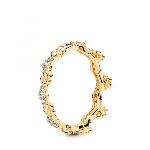 PANDORA Flower Shine Ring 168723C01