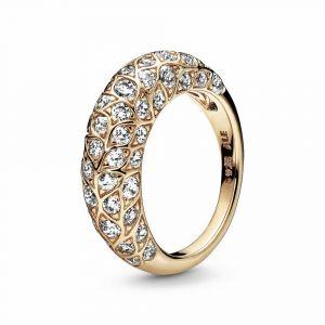 PANDORA Sparkling Pattern Ring 168746C01