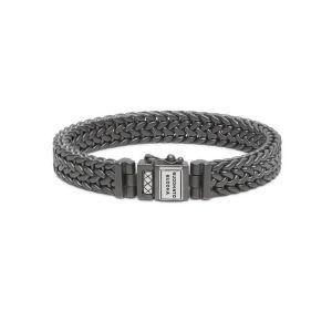 BUDDHA TO BUDDHA Black Rhodium Julius armband 192BRS