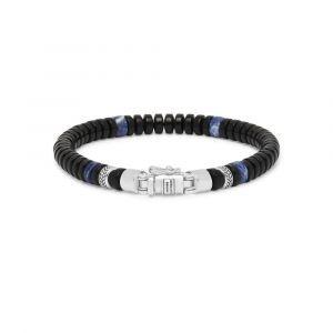 Buddha to Buddha armband 201OS Spirit Bead Mini Onyx Sodalite