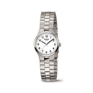 Boccia Titanium 3082-06 horloge - Titanium - Zilverkleurig - 25 mm