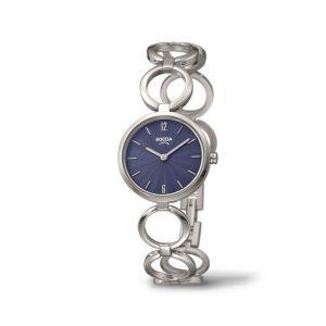 Boccia Titanium 3271-01 horloge - Titanium - Zilverkleurig - 26 mm