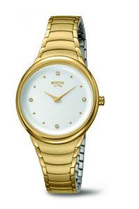 Boccia Titanium 3276-14 Dames Horloge 32 mm