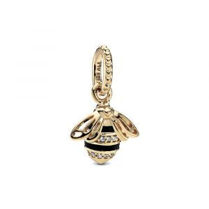 PANDORA Shine Queen Bee Hanger 368650C01