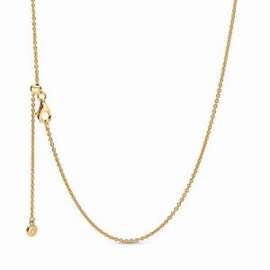 PANDORA Classic Cable Chain Ketting 368652C00