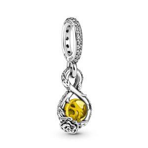 Pandora Disney Belle Oneindigheid & Roos Hanger 399525C01