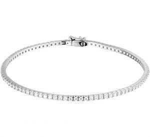 Armband diamant 1,9 mm 18 cm 1.50ct G SI  - PSN4104578