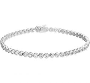 Armband diamant 3,2 mm 18 cm 1.50ct G SI  - PSN4104579