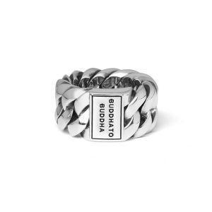 BUDDHA TO BUDDHA ring 500 Chain Zilver