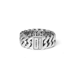 BUDDHA TO BUDDHA ring 541 Chain Small Zilver
