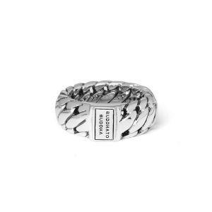 BUDDHA TO BUDDHA ring 542 Ben Small Zilver