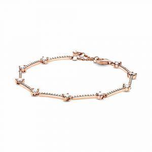 PANDORA Rose armband met zirkonia 589217C01