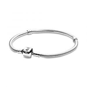 PANDORA Moments Snake Chain Armband 590702HV