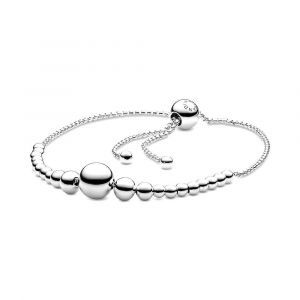 PANDORA String of Beads Sliding Armband 597749