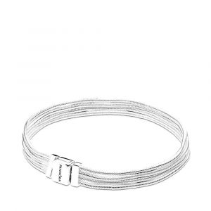 PANDORA Reflexions Multi Snake Chain Armband 597943