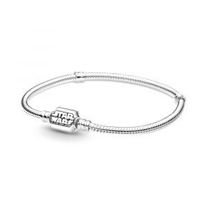PANDORA Moments Star Wars Snake Chain Armband 599254C00