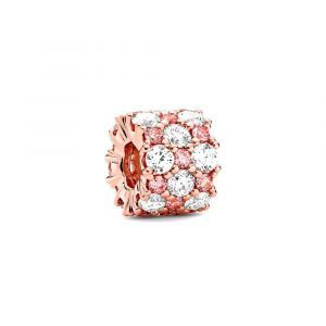 PANDORA Bedel Pink & Clear Sparkle 788487C01