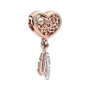 PANDORA Bedel Two Feathers Dreamcatcher 789068C00