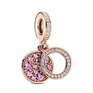 PANDORA Bedel Sparkling Pink Disc 789186C02