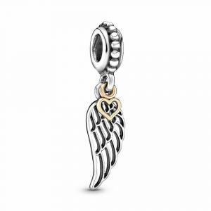 PANDORA Angel Wing & Bedel 791389