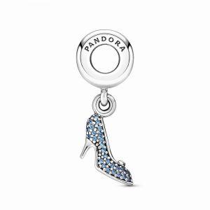 PANDORA Disney, Cinderella's Sprankelend Schoentje 791470CFL