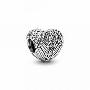 PANDORA Angel Feathers Heart Bedel 791751