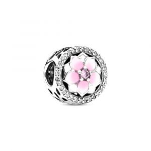 PANDORA Roze Magnolia Bedel 792085PCZ