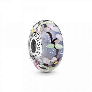 PANDORA Garden Scene Murano Glass Bedel 797014