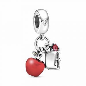 PANDORA Disney, Snow White's Apple & Heart bedel 797486CZRMX