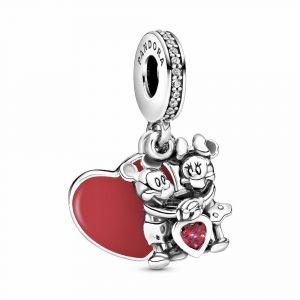PANDORA Disney, Minnie & Mickey With Love bedel 797769CZR