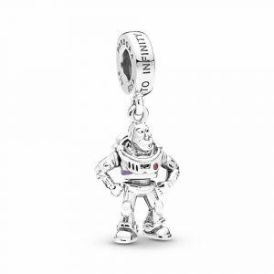 PANDORA Disney Pixar, Toy Story, Buzz Lightyear bedel 798042CZR