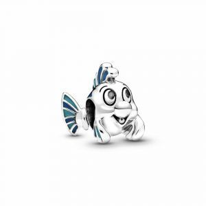 PANDORA Disney The Little Mermaid Flounder Bedel 798230ENMX
