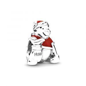 PANDORA Disney Winnie the Pooh Hunny Pot Christmas Bedel 798451C01